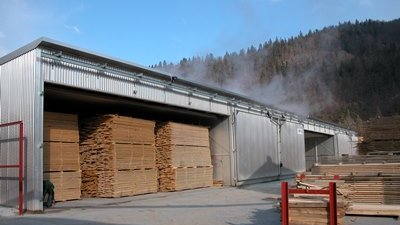 Timber Drying Systems